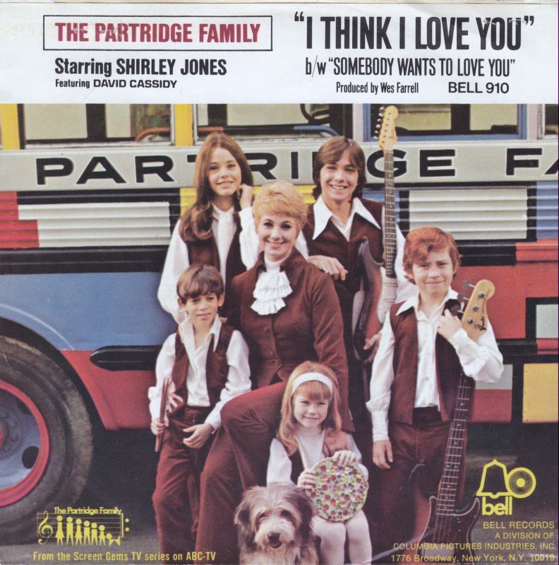 the-partridge-family-starring-shirley-jones-featuring-david-cassidy-i-think-i-love-you-bell