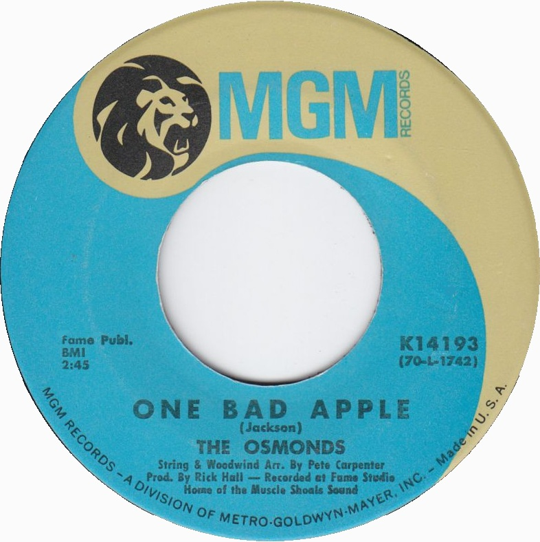 the-osmonds-one-bad-apple-mgm-2