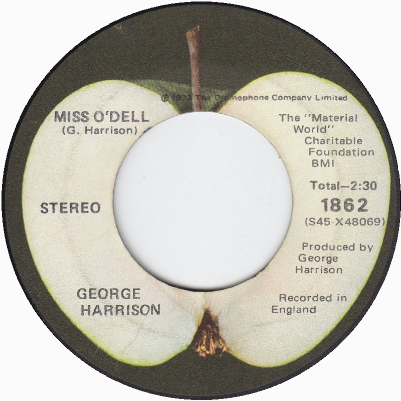 george-harrison-miss-odell-apple