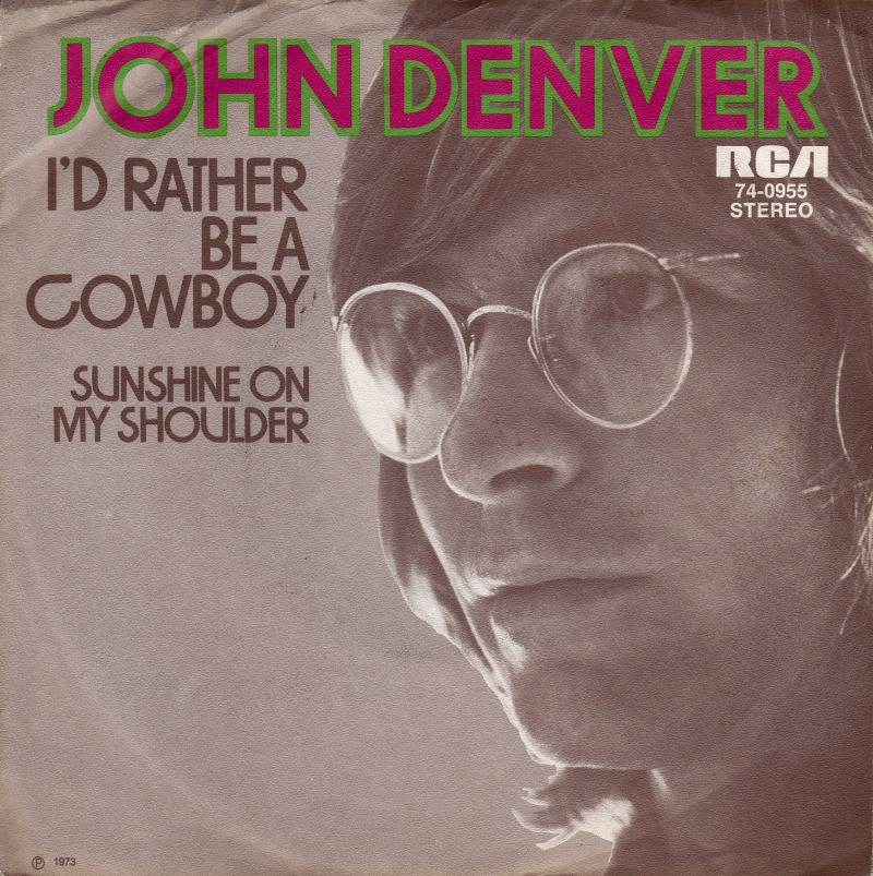 john-denver-id-rather-be-a-cowboy-ladys-chain-rca