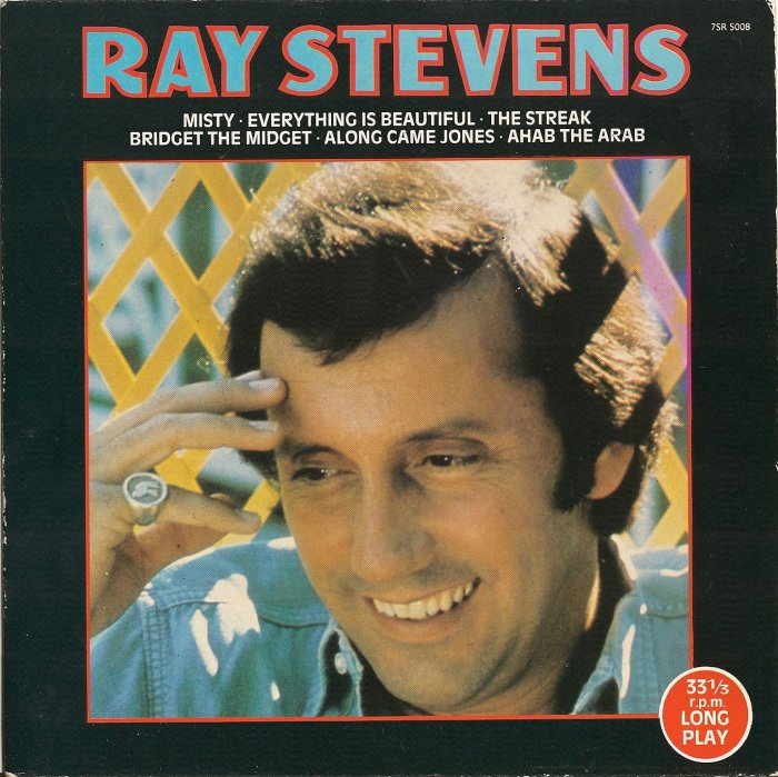 EVERYTHING IS BEAUTIFUL Ray Stevens record cover