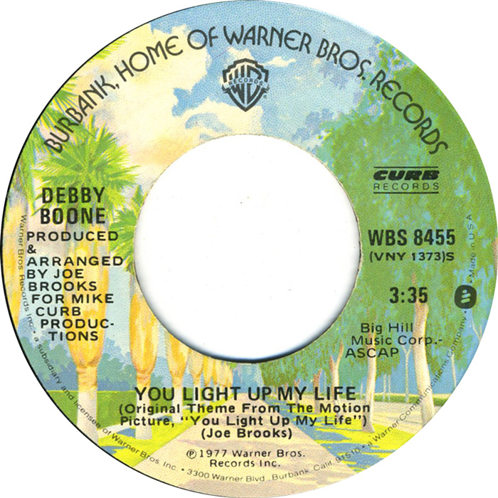 debby-boone-you-light-up-my-life-warner-bros-curb