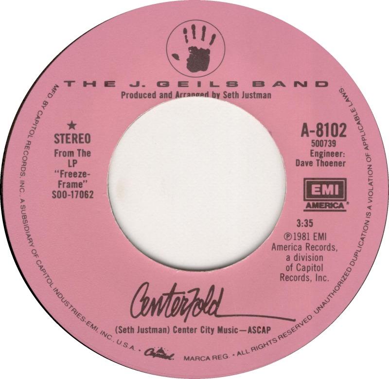 the-j-geils-band-centerfold-1981