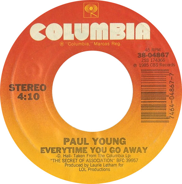 paul-young-everytime-you-go-away-columbia
