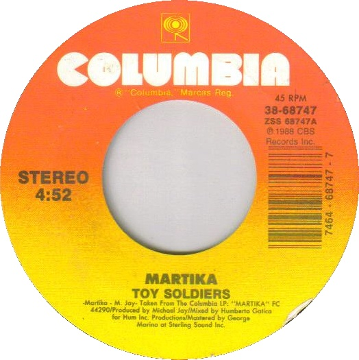 martika-toy-soldiers-columbia
