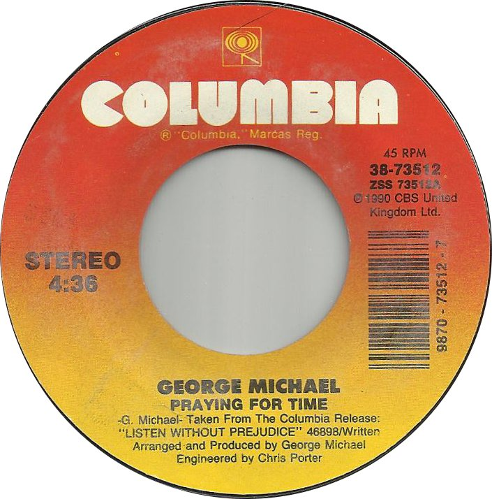 george-michael-praying-for-time-columbia