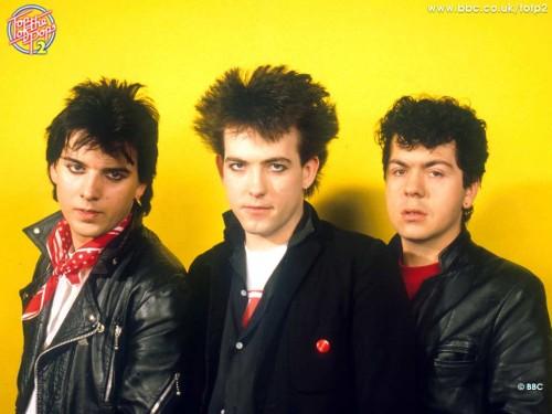 The Cure circa 1980's
