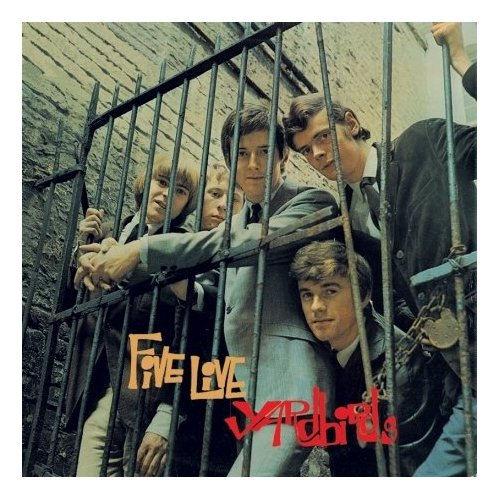 The Yardbirds with Clapton