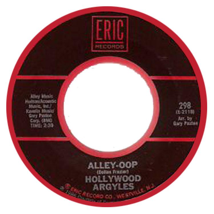 hollywood-argyles-alleyoop-eric-records