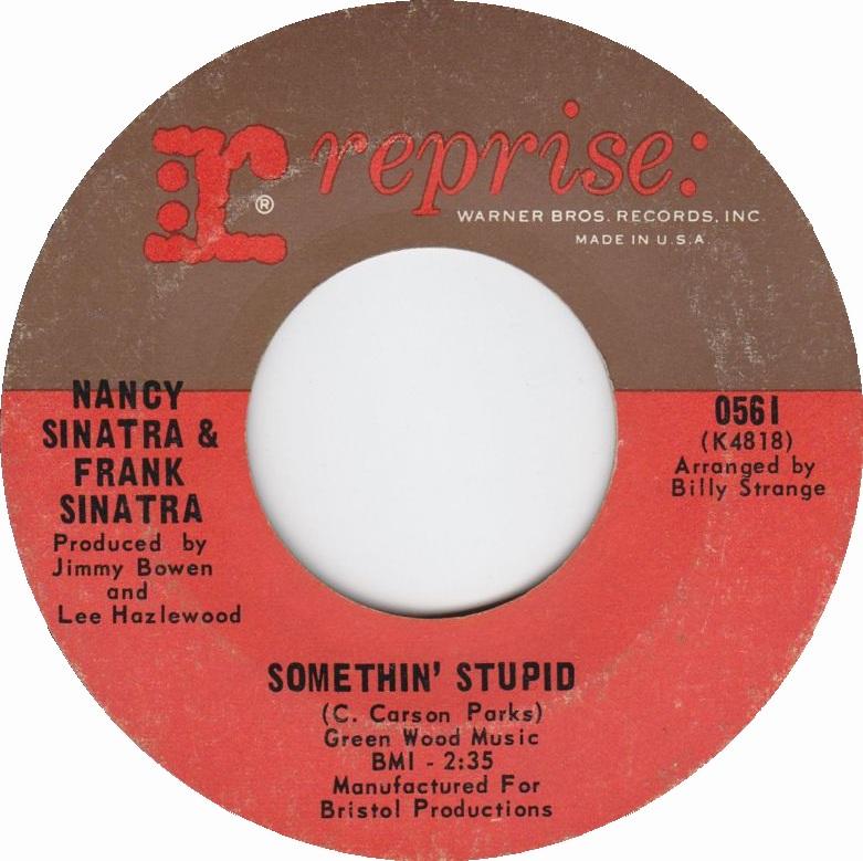 nancy-sinatra-and-frank-sinatra-somethin-stupid-reprise-2