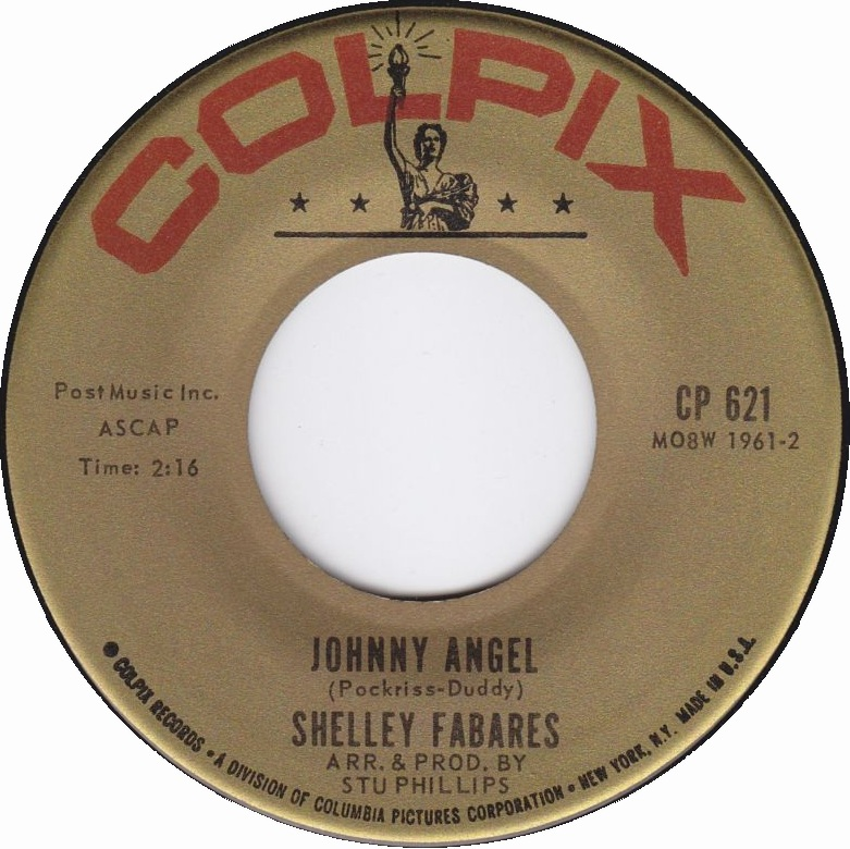 shelley-fabares-johnny-angel-colpix