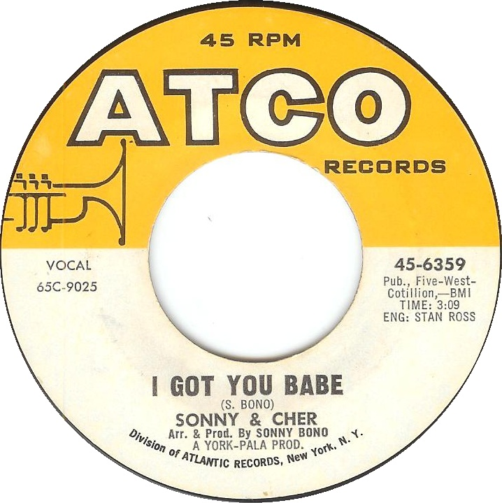 sonny-and-cher-i-got-you-babe-atco
