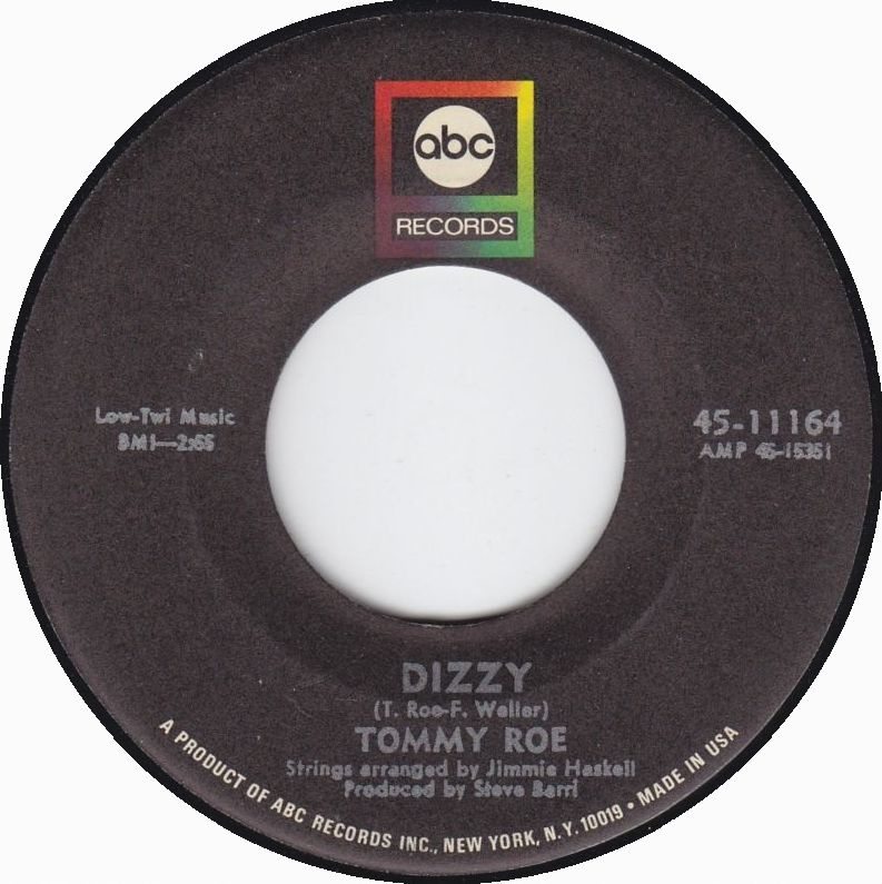 tommy-roe-dizzy-abc