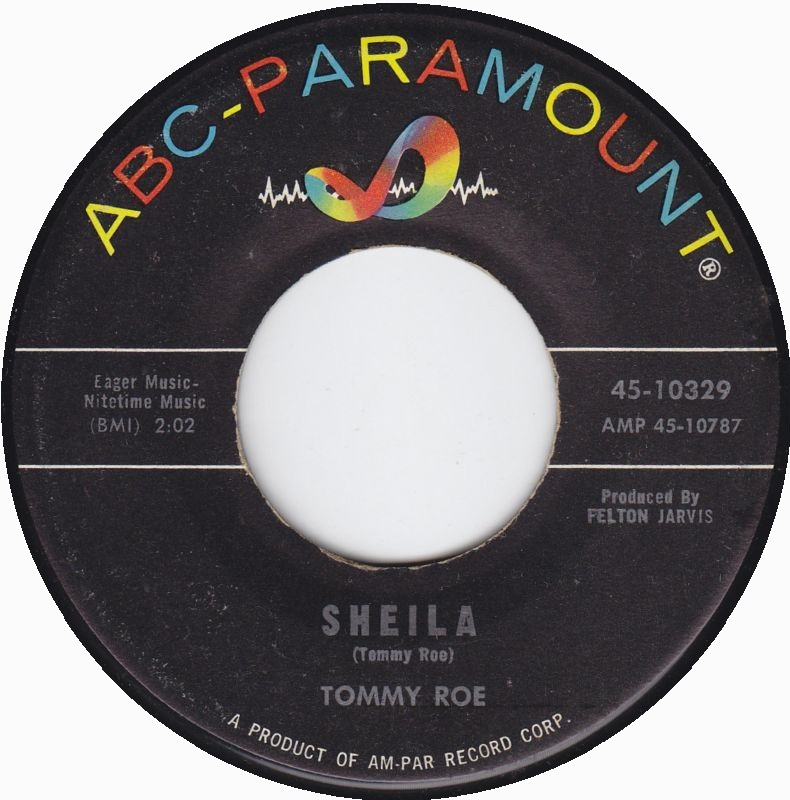 tommy-roe-sheila-abcparamount