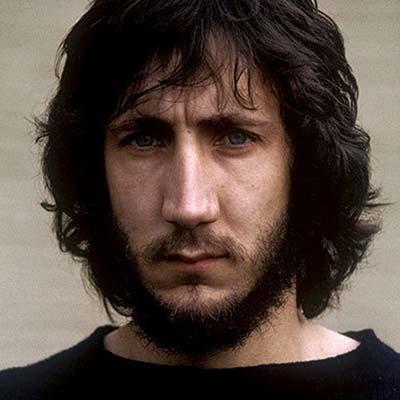 Pete Townshend promo image circa 1980's