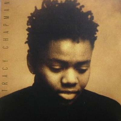 Tracy Chapman debut album record cover 1988