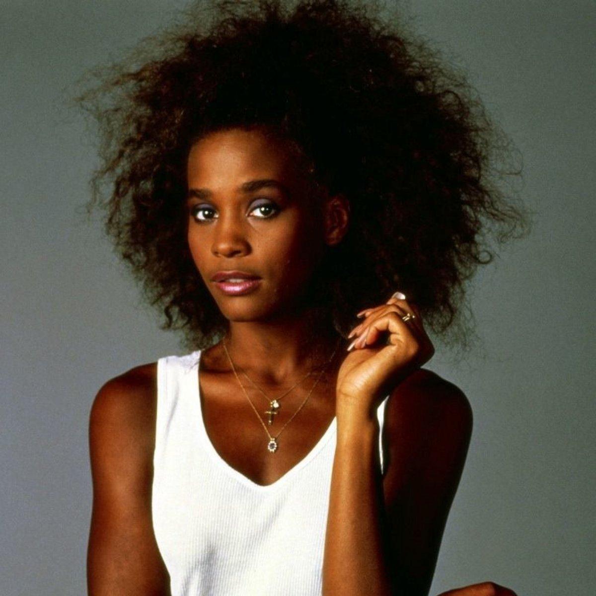 Whitney Houston circa 1985