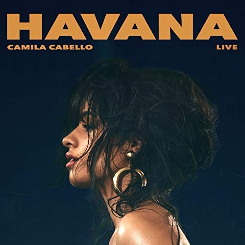 Havana Camila Cabello featuring Young Thug Album Cover