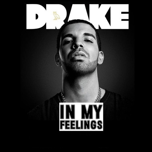 In My Feelings - Drake Album Cover