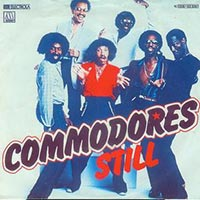 Commodores - Still record cover 1979