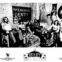 Promo picture of Heart circa 1970