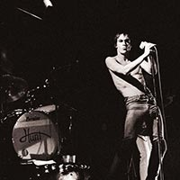 Iggy Pop, October 25, 1977 at the State Theatre, Minneapolis, USA