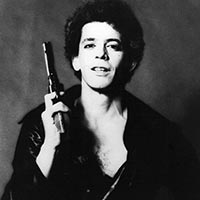 Promo picture of Lou Reed January 1977