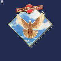 Peter Frampton Wind of Change record cover 1972