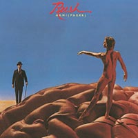 Rush Hemispheres record cover 1978