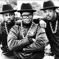 80's rap group Run DMC