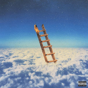 Highest in the Room - Travis Scott record cover