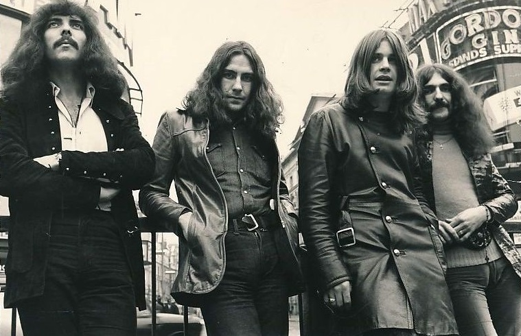 Black Sabbath in London 1970